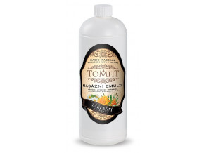 tomfit masazni emulze zakladni s parfemaci 15 0055