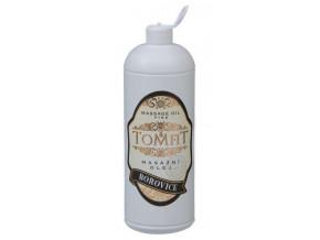 tomfit masazni olej mineralni borovice 1000 ml 13 0121