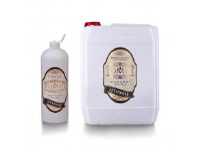 tomfit masazni olej mineralni levandulovy 1000 ml  a 5000 ml
