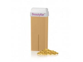 Depilační vosk zlatý micromica Beautyfor® 100 ml