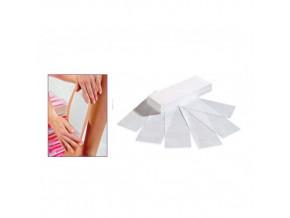 Depilační papírové pásky Beautyfor® 85 g, 20 x 7 cm (100 ks) 1