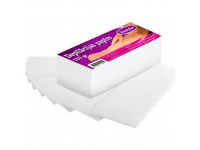 Depilační papírové pásky Beautyfor® 100 g, 20 x 7 cm (100 ks) 1