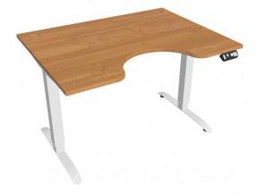 Elektricky výškově stavitelný stůl Hobis Motion Ergo - 2 segmentový, paměťový ovladač