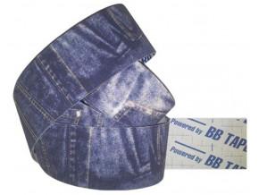 kineziologicky tejp bb tape design jeans
