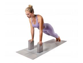 penovy blok na jogu trendy yoga block brick barvy