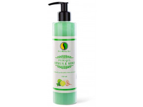 SBS244 pedikersky gel na unavene nohy sara beauty spa pedi gel citrus mint sbs245