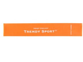 odporova guma na nohy trendy tone loop velmi lehka zatez oranzova