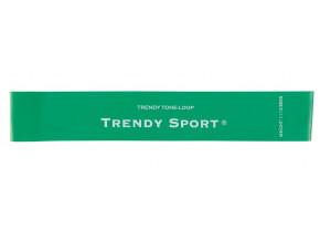 odporova guma na nohy trendy tone loop stredni zatez zelena
