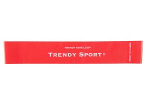 odporova guma na nohy trendy tone loop silna zatez cervena