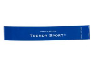 odporova guma na nohy trendy tone loop velmi silna zatez modra