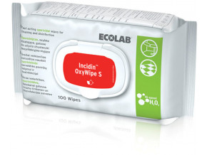 incidin oxywipe s dezinfekcni uterky