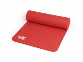 gymnasticka podlozka na cviceni Sissel gymnastikmatten gym mat cervena 1