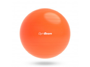 fit mic gymbeam fitball 85cm oranzova