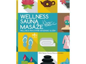 kniha tatiana simona demova wellness sauna masaze front cover