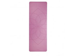 Podlozka na jogu Bodhi PHOENIX Flower z prirodniho kaucuku fialova