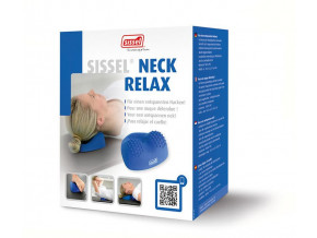 relaxacni polstar na krk SISSEL® neck relax baleni 2