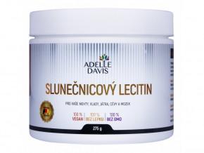 ADELLE DAVIS - SLUNECNICOVY LECITIN, 275G