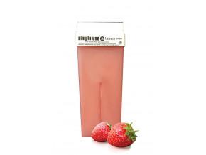 Depilacny vosk Simple Use jahodovy