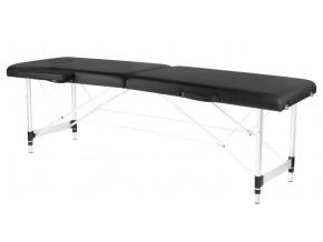 skladaci masazny stol active economy A2 cierny