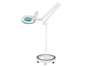 kosmeticka lampa s lupou beautyone elegant led s kruhovym stojanem new