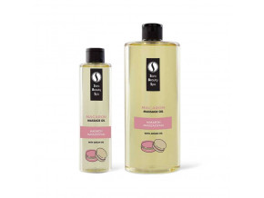 Sara Beauty Spa prirodni rostlinny masazni olej - macaron 250 ml a 1000 ml