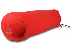 bolster na jogu valec cerveny big