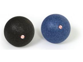 masazni koule sissel ball velky 12cm cerna modra