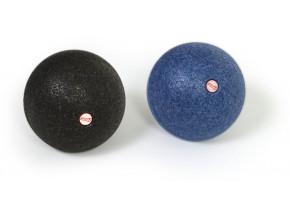 masazni koule sissel ball maly 8cm cerna modra