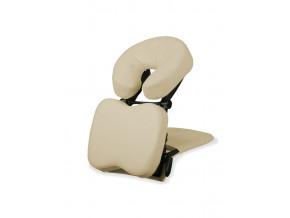 Masazni pomucka HABYS® Mobile Matt (barva tmave hneda (#38) - Vinyl Flex)