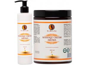 masazni krem s aroma sara beauty spa aroma massage therapy cream sbs197