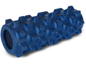 masazni valec rumble roller compact modry