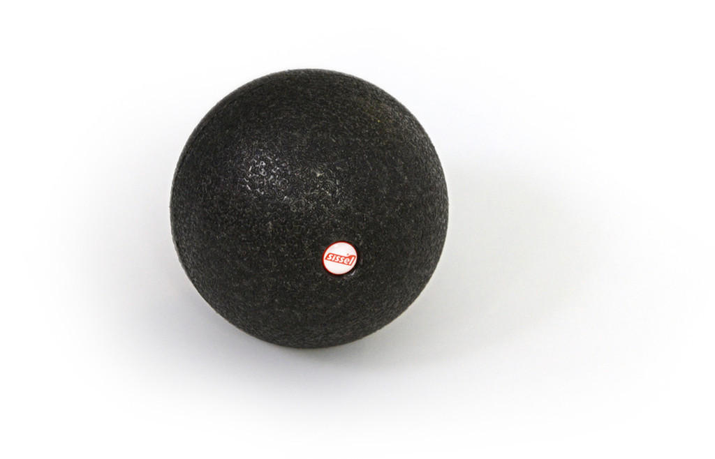 Masážní míček SISSEL® Myofascia Ball Mini Barva: černá Ø 8 cm