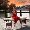 vyhrivany masazni stul master massage del ry therma top 16