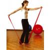elasticky pas na cvicenie sissel fitband cervena 8