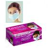 Jednorázová ochranná rouška z netkané textilie Beautyfor® třívrstvá (50 ks) 1