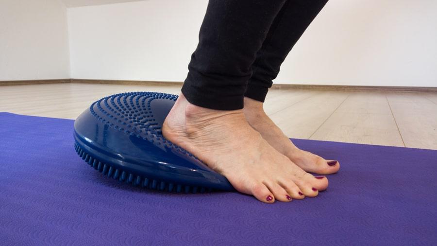 Termékteszt: Egyensúlyozó párna, azaz instabil eszközzel a stabil egészségért