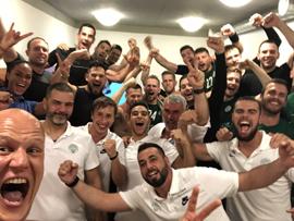 Ferencváros férfi kéziladba csapata