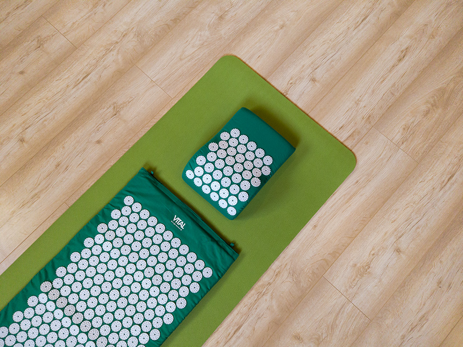 Bodhi Vital XL Set akupresszuras matrac es parna
