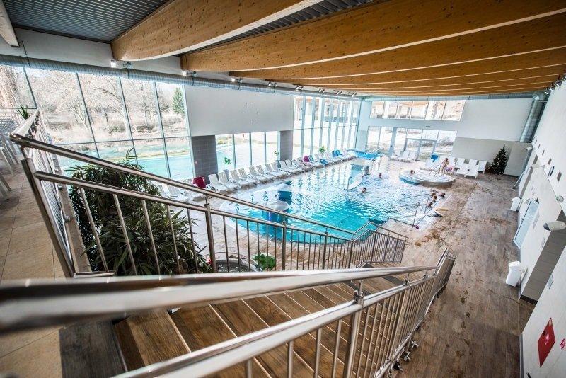Mezőkeszi fürdő / Thermal Park Nitrava