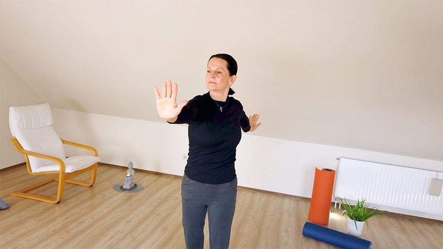 Vörös Vera - gyógytornász és mozgásterapeuta