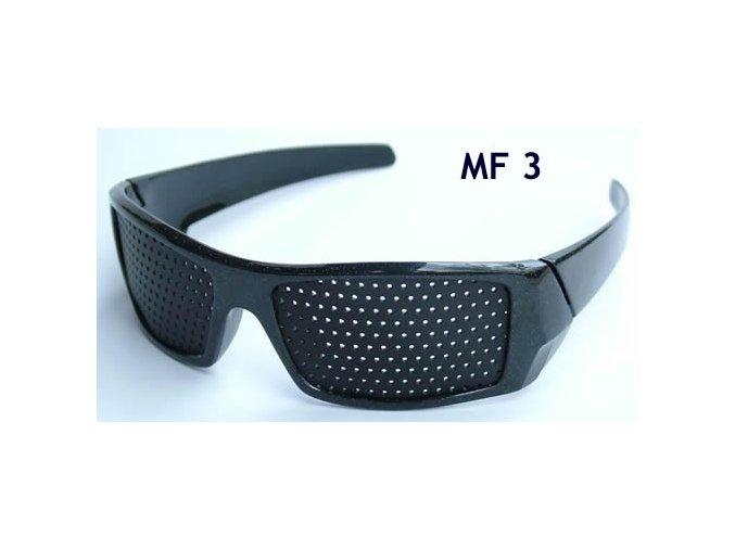 vision fix elegant lyukacsos szemuveg szemtrener fekete