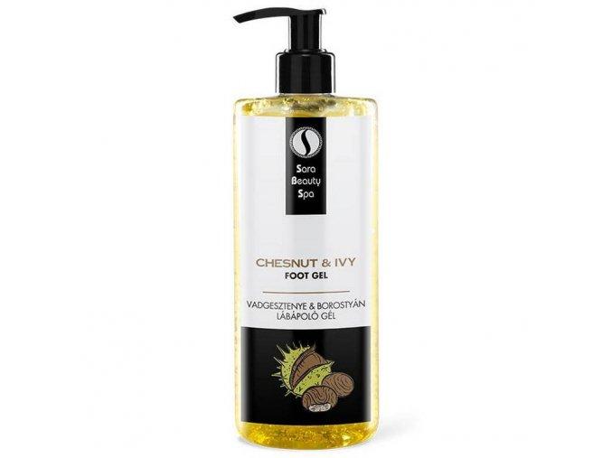 SBS033 sara beauty spa vitality labapolo masszazs gel