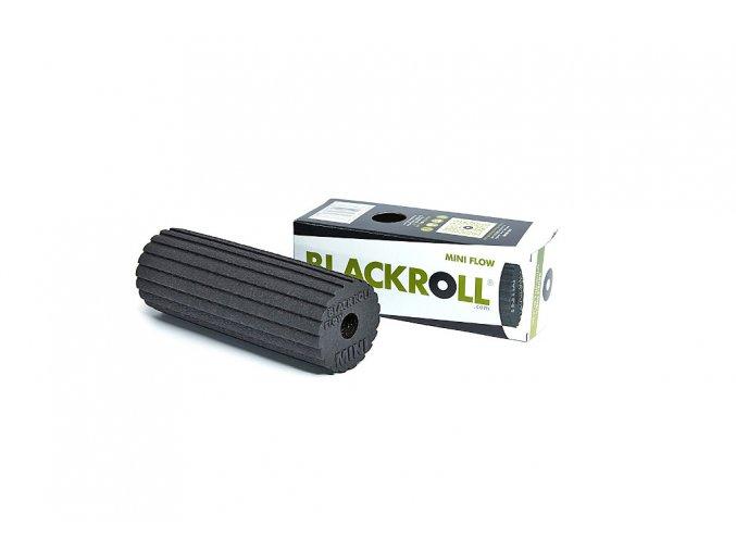 blackroll mini flow masszazs henger fekete
