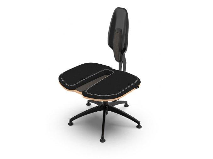 NESEDA ergonomikus irodai szék  fekete
