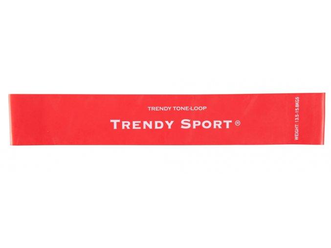 trendy tone loop eros ellenallasu fitness gumiszalag piros