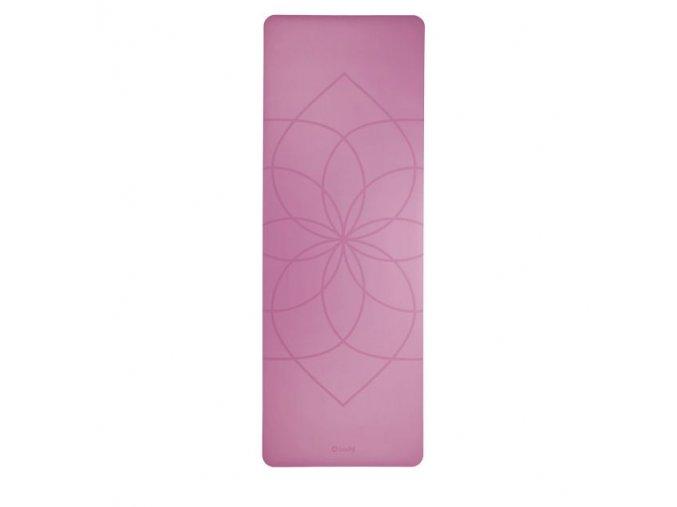 Bodhi PHOENIX Flower termeszetes kaucsuk joga matrac rozsaszin