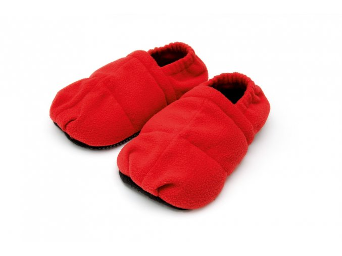 melegito papucs sissel linum relax comfort piros