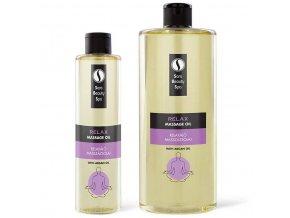SBS240 sara beauty spa termeszetes novenyi masszazs olaj relax