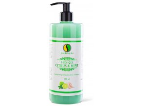 sara beauty spa pedi gel citrus menta labapolo gel 1