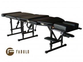 Fabulo Chiro-180 hordozható manuálterápiás kezelőágy